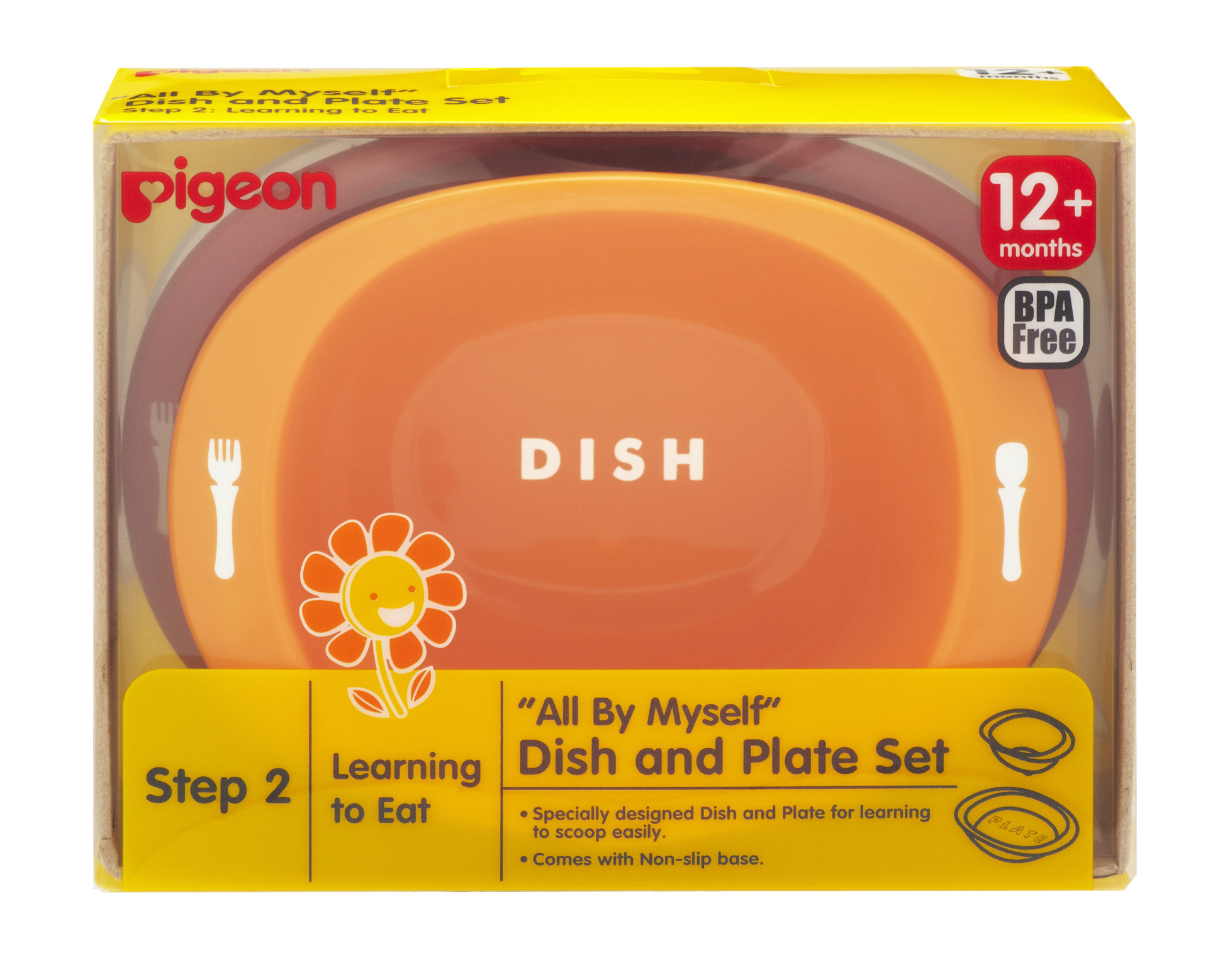 Dish and Plate Set