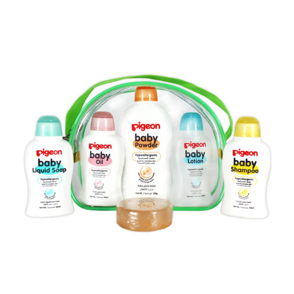 Baby Skincare Combo Pack
