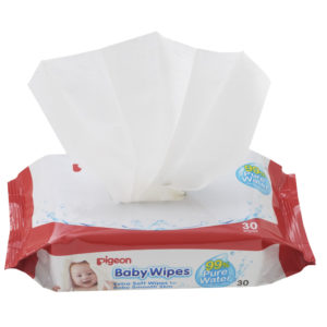 99% pure water baby wipes 30s