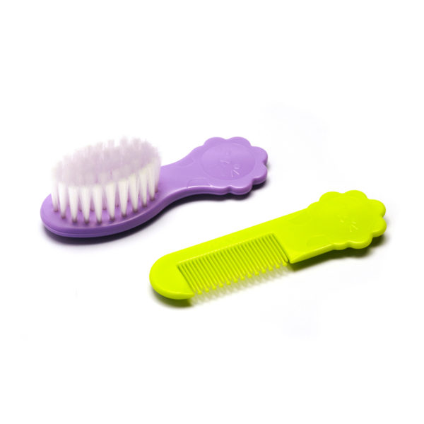 Comb & Brush Set