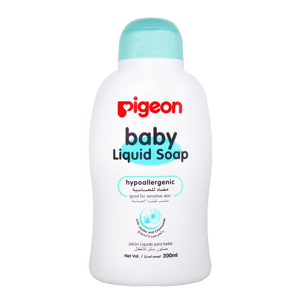 Pigeon Baby Liquid Soap
