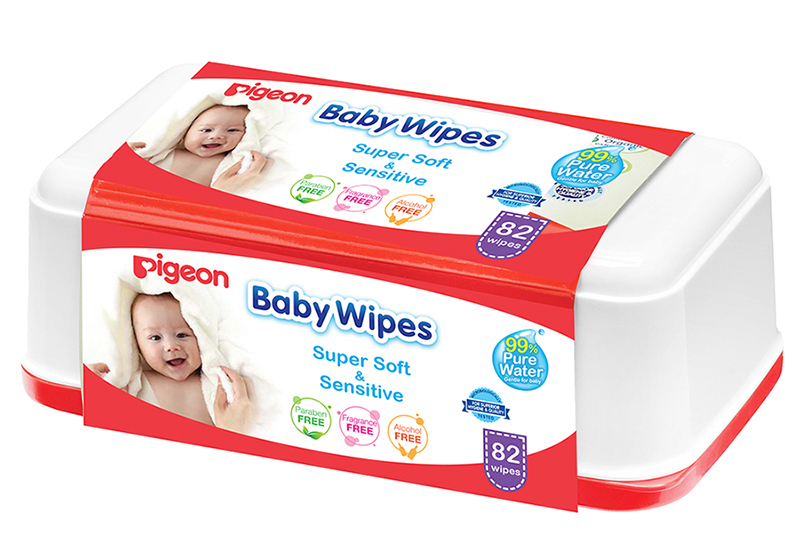 S Amp P Africa Baby Wipes 82s With Chamrose Tub